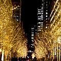 日本聖誕節街景