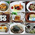 0911 香港‧半島酒店游泳池、早餐、大堂