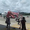 1007 馬來西亞‧沙巴-亞航Air Asia體驗記