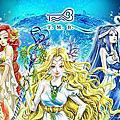 《T.M.B》Thalassa 海洋之心/甦醒之鑰與海洋三姊妹-綠魚子生技