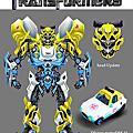★【機械人 Robot系列】Transformers變形金剛-HOELEX
