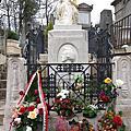 【巴黎】拉雪茲神父公墓