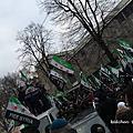 世界不大  敘利亞事件