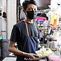 台南府城金塊臭豆腐/高雄自立店