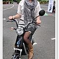 20111030 綠能好幸福~電動機車