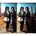 20111120 絲路行~超酷的駱駝哥!!