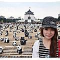 20140318 中正紀念堂-紙熊貓