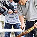 2009‧9月瀨上剛in蜜蜂故事館
