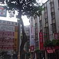 永元路上的公車站牌