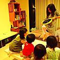 2011.11.26好友聚會在美術館