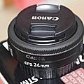 2015/09/19 EF-S 24mm f/2.8 STM入手