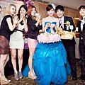 2012婚禮宴客