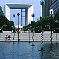 公共藝術-巴黎-拉德豐斯