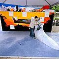 這牆很藝術-24小塗鴉呀馬拉松