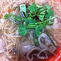 20120107 板橋中山公園麵線