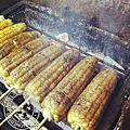 知味鄉烤玉米