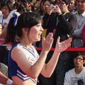 2008 南台啦啦隊與阿扁老家