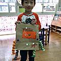 兒童節機器人禮物袋