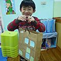 彩虹班 製作禮物袋