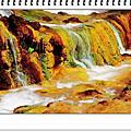 2006/04/23 [凱文交作業]碧湖構圖與黃金瀑布外拍實作二