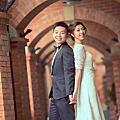中式風格:剝皮寮-婚紗攝影工作室