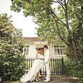 婚紗拍攝景點:美軍宿舍@陽明山