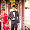 中式風格:板橋林家花園