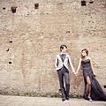 婚紗拍攝景點:滬尾砲台