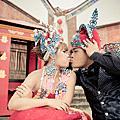 V[復古風格]@新竹拍婚紗