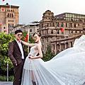街拍婚紗攝影