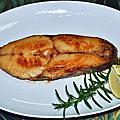 煎烤味噌油魚
