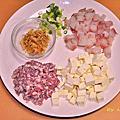 海鮮豆腐南瓜排