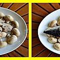 蒸薄鹽鯖魚