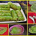 刺瓜封與高麗菜捲