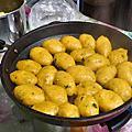 簡易南瓜麻糬餅