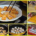 黃金地瓜餅