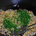 茴香蛋炒飯