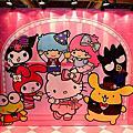 百變Hello Kitty 40週年特展