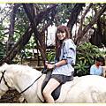 Boracay-騎馬 2011.05.28