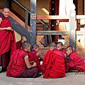 不丹之旅-帕羅宗&塔宗國家博物館 2012年