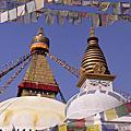 尼泊爾之旅-2009年底(博拿佛塔廣場)