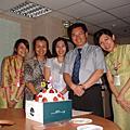 2008總經理慶生會