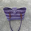 婆婆手工編織包