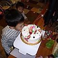 2011年01月09日小廷滿4歲生日