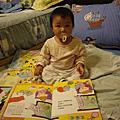 20100627愛看書的兄妹