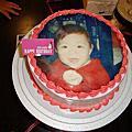 妍萱2歲生日