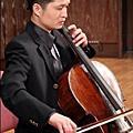 [彩妝造型] 鋼琴和小提琴老師演奏會