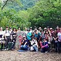 【宜蘭】九寮溪自然步道、三富花園農場