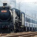 DT668 復出試運轉