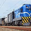 TRA- 貨物列車